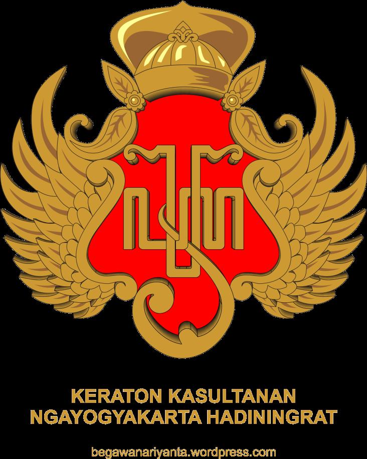 Lambang Keraton Yogyakarta. Lambang ini digunakan pada seluruh Abdi ...