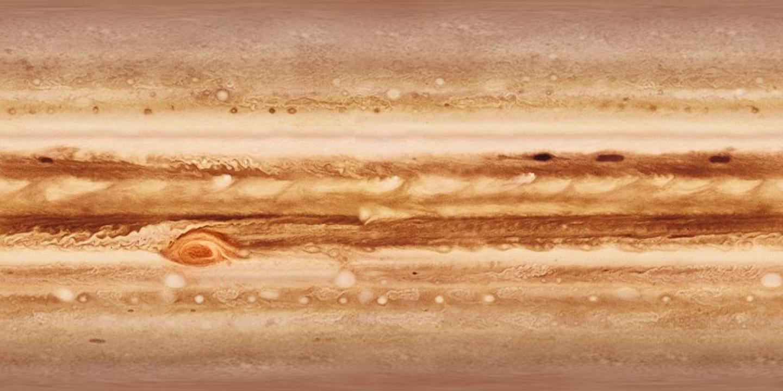 planet jupiter color - 1440×720