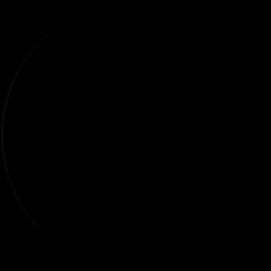 Bulan Mati atau Black Moon.