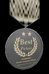 Award untuk Gambar Ilustrasi (Original) Terbaik.