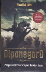"Novel ""Diponegoro""."