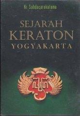 """Buku """"Sejarah Keraton Yogyakarta""""."""