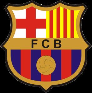 Logo FC Barcelona.