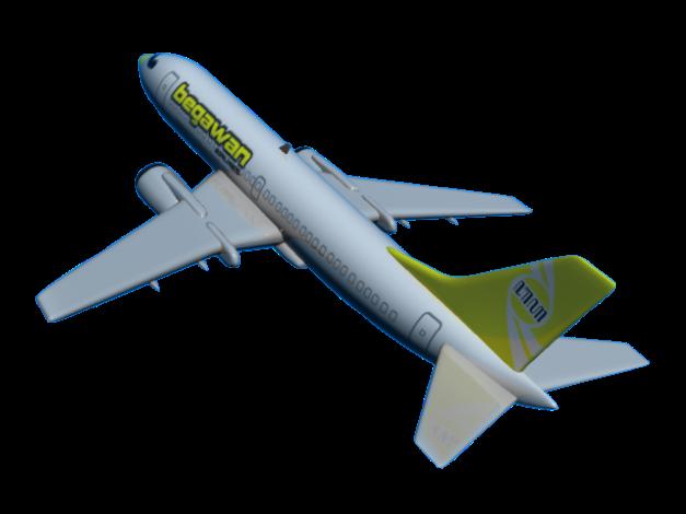 'Begawan Airlines'