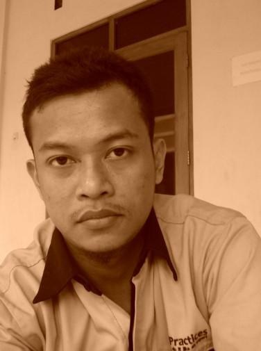 After haircut. Location: Patuk, Gunungkidul, Yogyakarta, Indonesia